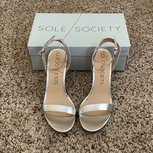 Sole Society Talia Strappy  Sandal